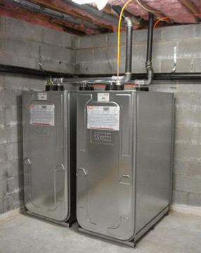 Benefits | Roth Double-Walled Heating Oil Storage Tank